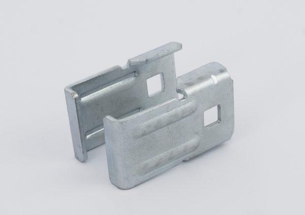 Abrazadera de solapa 30x30 mm
