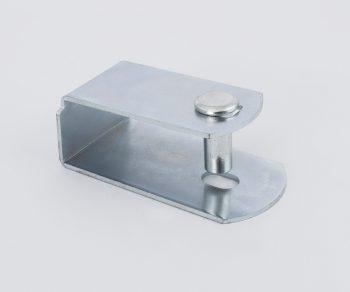 Abrazadera en U de  30x60 mm