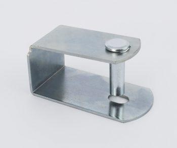 Abrazadera en U de 40x60 mm