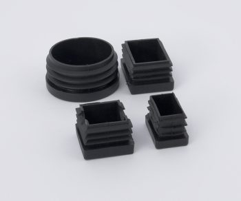 Bed leg rubber pads