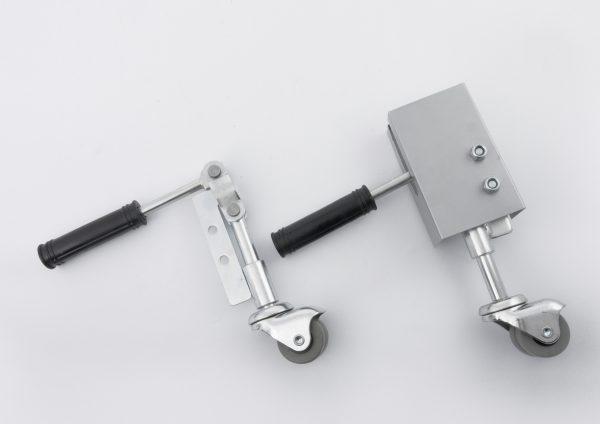 Sistema móvil lateral