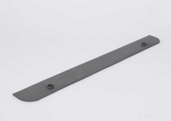 Soporte plano para bisagra 384mm