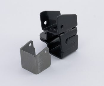 Trundle bed clamps set 70x30 mm
