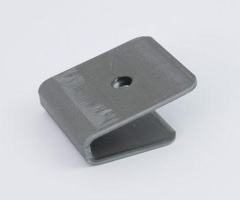 V-shaped plate
