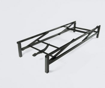 Bed lift ironwork