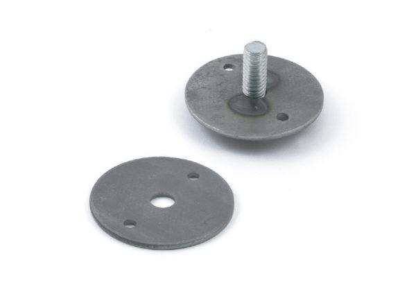 Arandelas D-57 metálicas